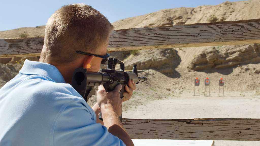 Pistol Caliber Carbine Level 1