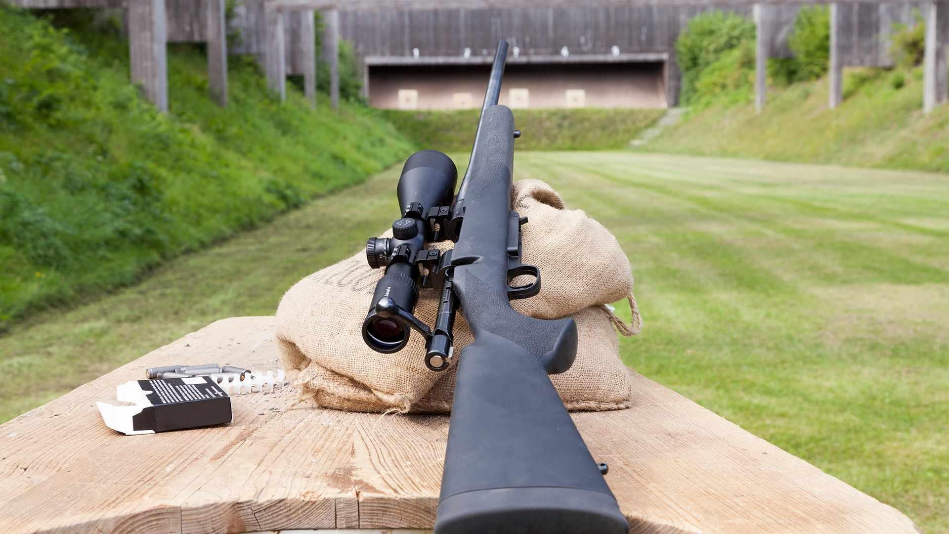 Advanced Gun Training
